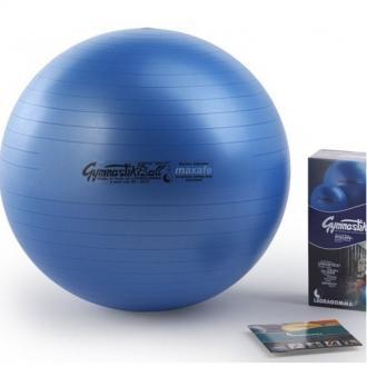 PEZZI GymBall MAX 65 cm Modrá