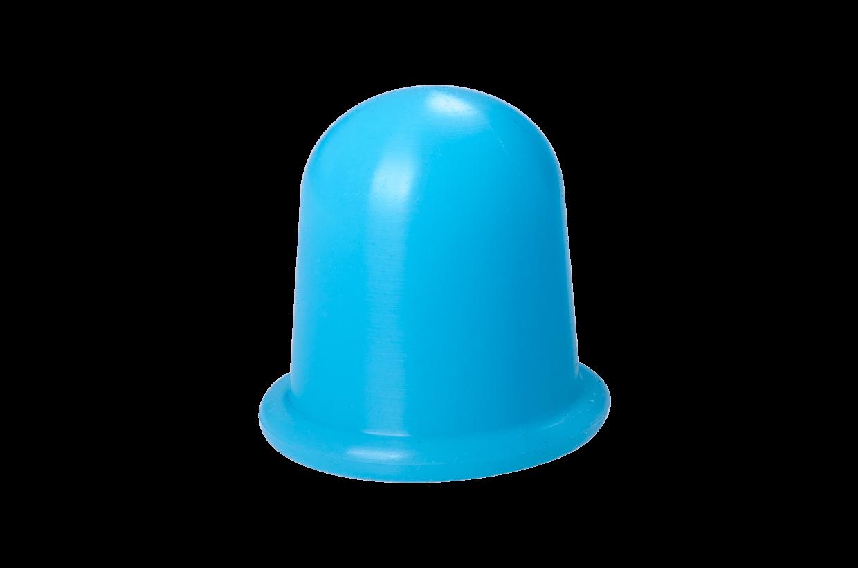 Silikónová banka M Modrá