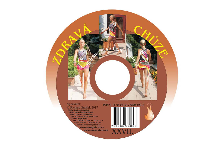 CD Zdravá chôdza