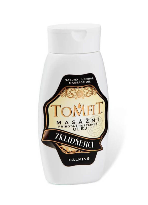 Masážny olej Ukľudnujúci 250 ml