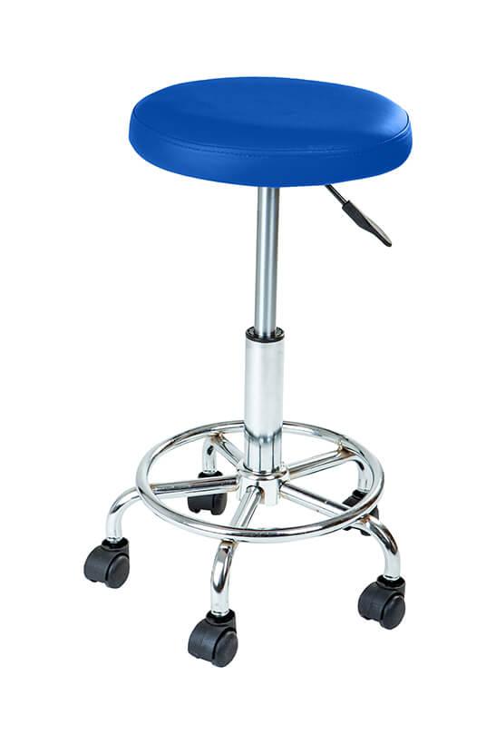 Stolička K-01 Modrá