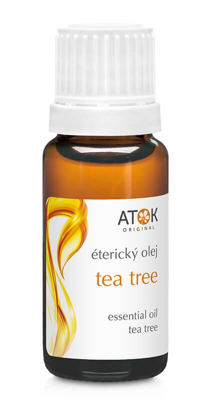 Éterický olej tea tree