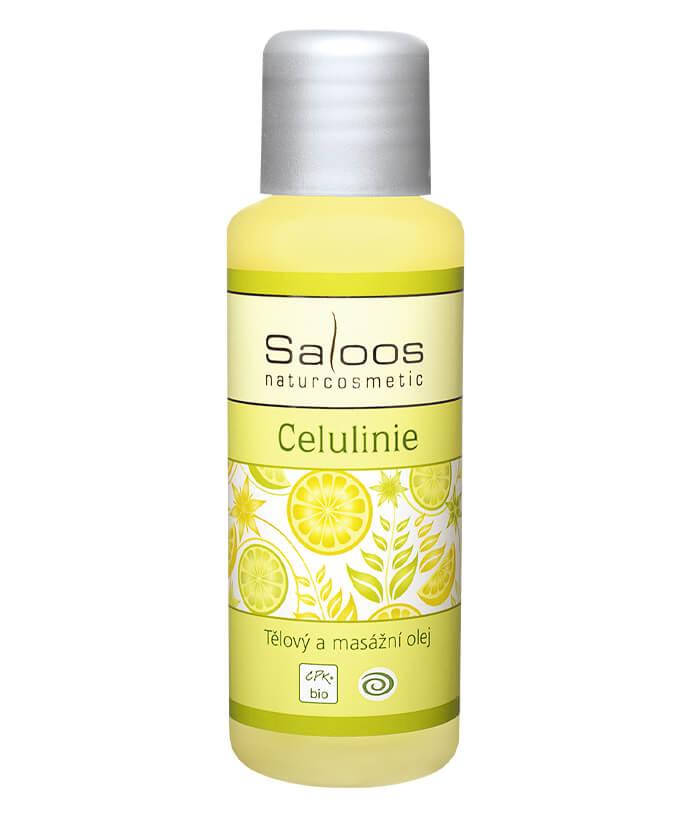 Telový masážny olej Celuline 250ml