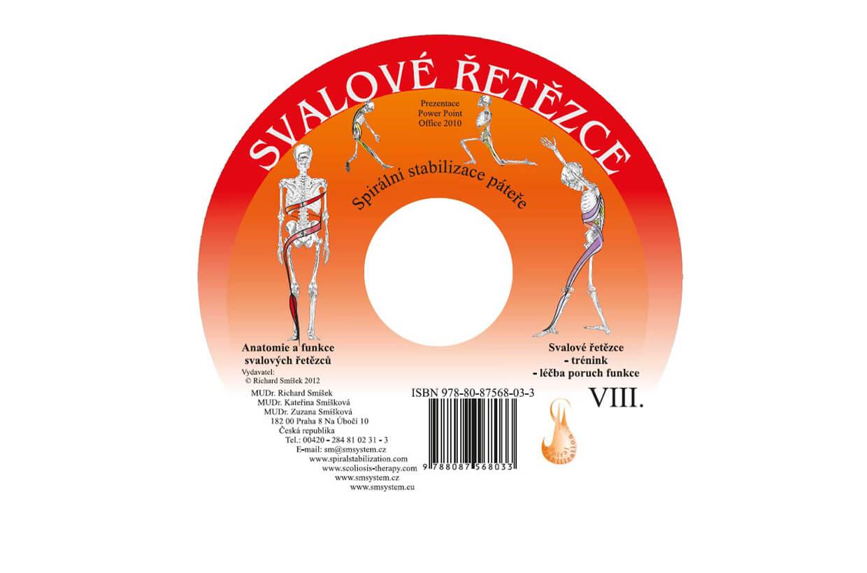 CD svalové reťazce