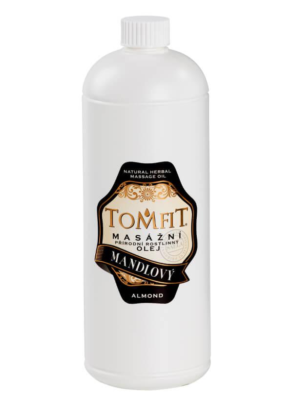 Masážny olej Mandľový 1l