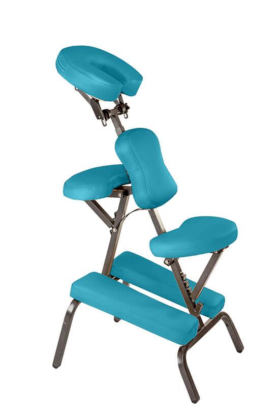 Masážna stolička Lipt® Z-02   Tyrkysová