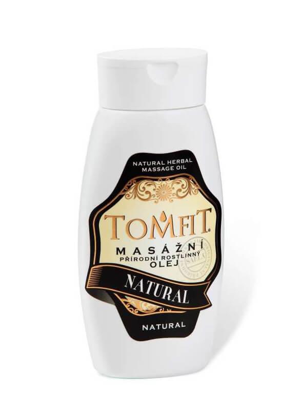 Masážny olej Natural 250 ml