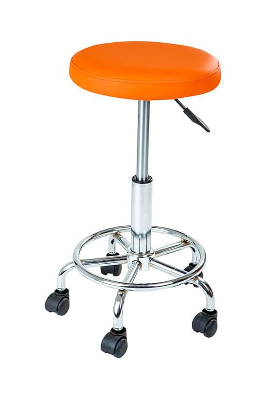 Stolička K-01 Oranžová