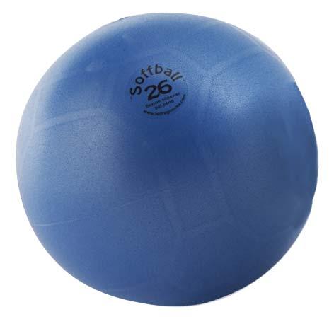 PEZZI SoffBall MAXAFE 26 cm Modrá