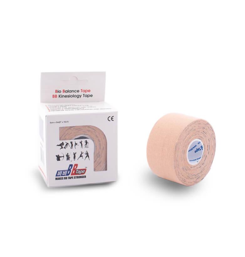 BB tape 2,5cm x 5m béžová