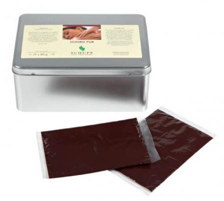 Čistá čokoláda 25 x 80 g