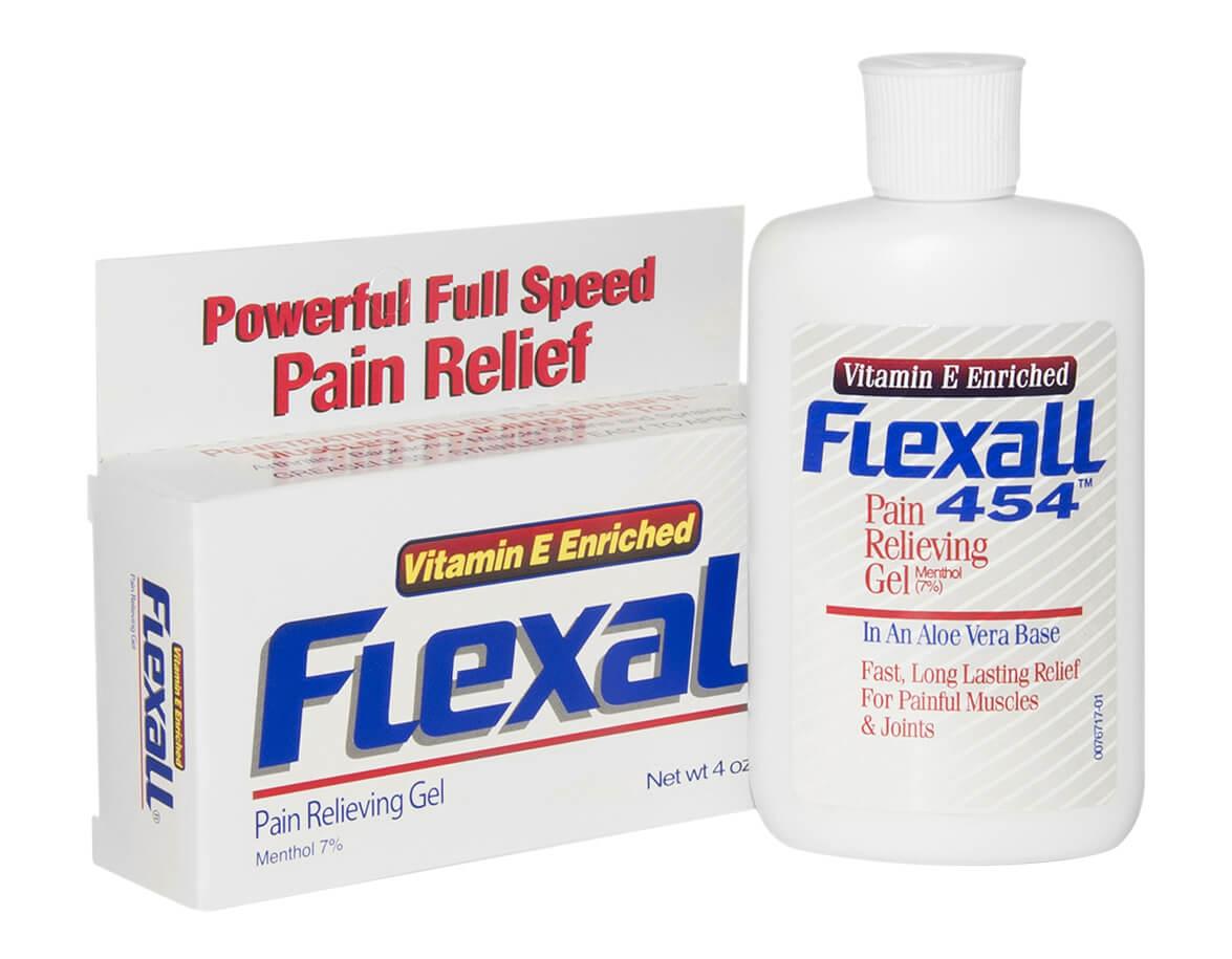 Flexall - gél pre úľavu od bolesti