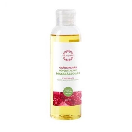 Granátové jablko rastlinný masážny olej 250ml