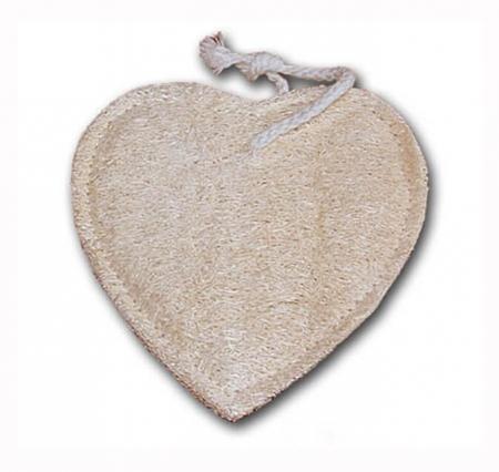 Lufa tvarovaná srdce