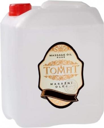 Masážny olej Rozmarín 5l