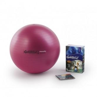 PEZZI GymBall MAX 65 cm Ružová