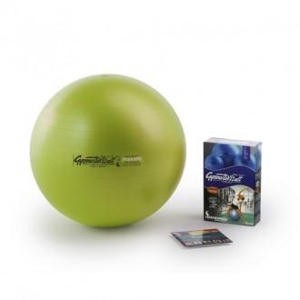 PEZZI GymBall MAX 65 cm Limetková