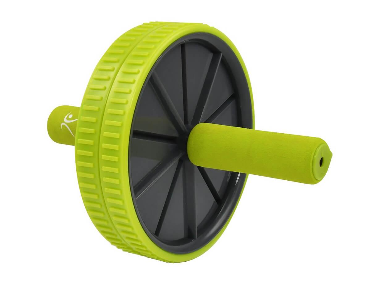 Posilňovacie koliesko Exercise Wheel Duo