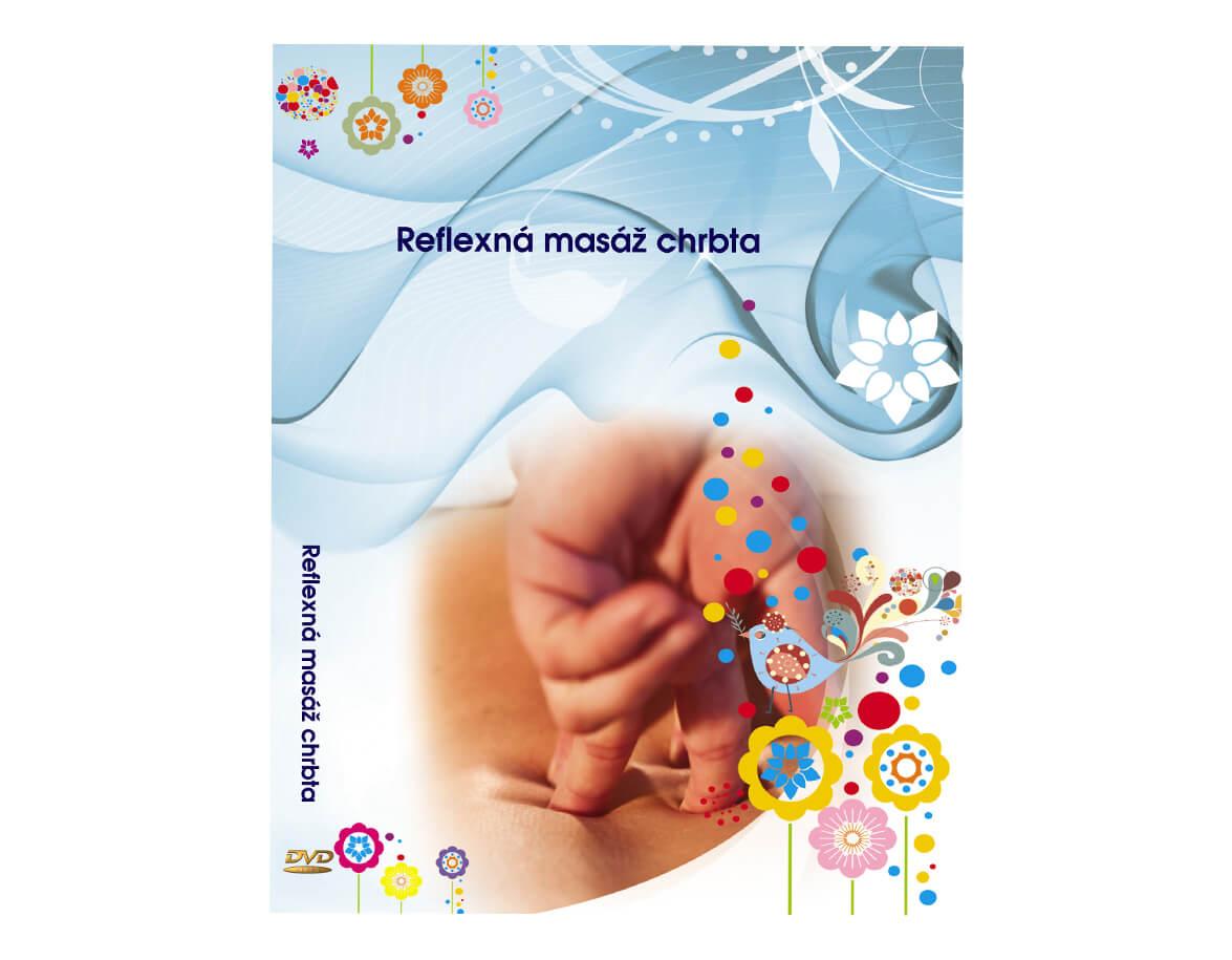 Reflexná masáž chrbta - inštruktážne DVD