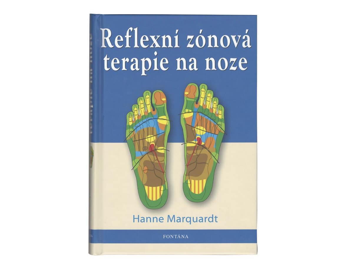 Reflexná zónová terapia na nohe