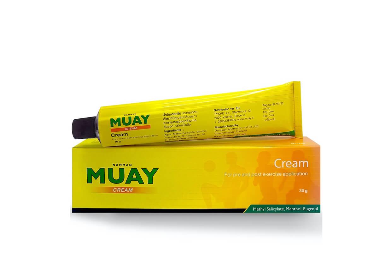 Thajský krém Namman Muay 30 g