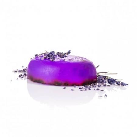 Levanduľové glycerínové mydlo 100g