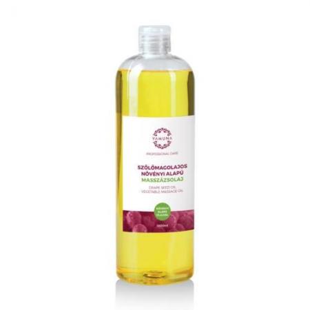 Hroznový rastlinný masážny olej 1000ml