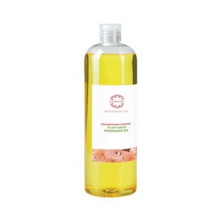 Frangipani-jazmín rastlinný masážny olej 1000ml
