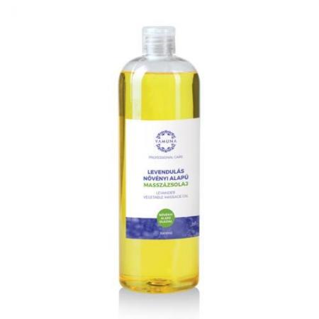Levanduľový rastlinný masážny olej 1000ml