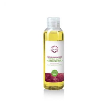 Hroznový rastlinný masážny olej 250ml
