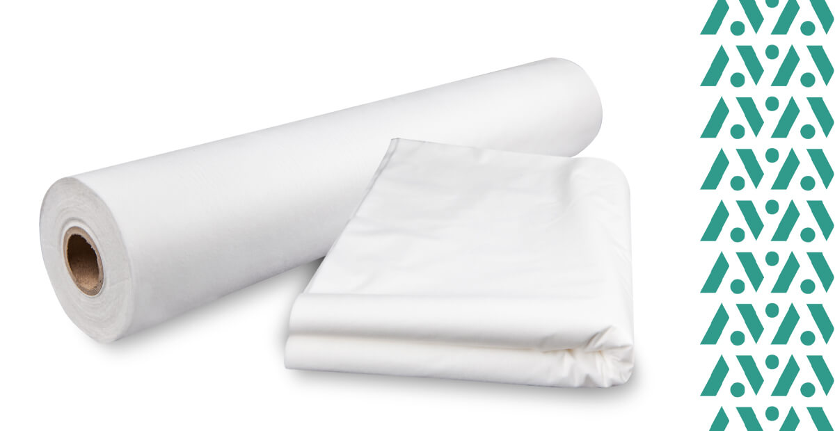 Jednorázove plachty z netkanej textílie vhodné na masérsky stôl